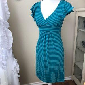 Nordstrom ella moss striped dress